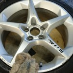 Alloy Wheel To Be Recondition